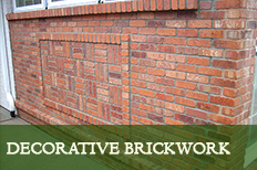 decorative brickwork lytham